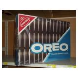 Large Cardboard Oreo Cookie Box - 18 x 26 x 6