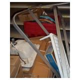 Pallet of Asstd Fixtures-SS Hand Rail - Sink *