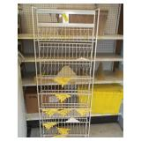 Candy Display Rack 54 x 18 x 7
