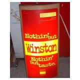 Winston Working Light Up Sign 23 x 11