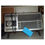 Sears 1500 Watt Electric Heater - Works
