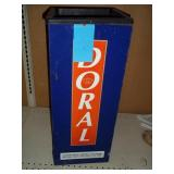 Doral Cigarette Standing Ashtray