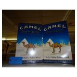 2 Camel Turkish Royal Box Advertising