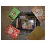 Box Cookbooks