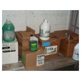 6 Gal of Degreaser-4 Gal Sanitizer-3 Gal Bleach