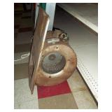 Squirrel Cage Blower - Untested