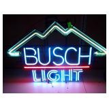 Busch Light Neon Works - 33