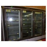 Hussman Triple Door Freezer 80 x 88 x 34