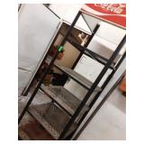 5 Tier Coke Diplay Shelf 87 x 27 x 27