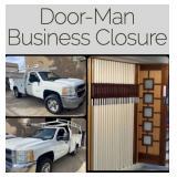Door-Man Business Closure