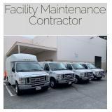 Facility Maintenance Contractor - Retirement Auction