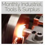 Monthly Industrial, Tools & Surplus