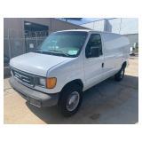 2004 Ford Cargo Van