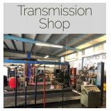 CDO Transmission Shop Liquidation