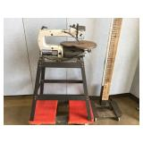 16 In Variable Speed Scroll Saw W/Stand
