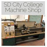 San Diego Community College - Machine Shop