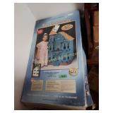 Doll house kit in box