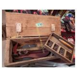 Wood Tool Box