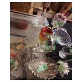 Small Glass Baskets