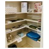 Kitchen Accessories in Pantry