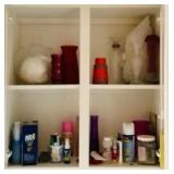 Home Accessories in Cabinet