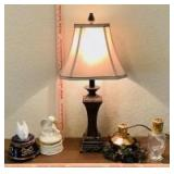 Decorative Table Lamp and Home Decor