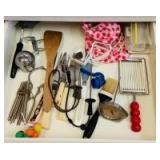 Kitchen Accessories in Drawer