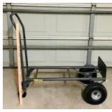 2 Wheel Adjustable Hand Truck