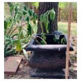 Planter Pot with Plant