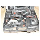 Craftsman, 19.2 V, Set of Cordless Tools