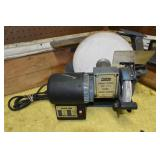 Reliant 2 stage grinder, sharpener, nice