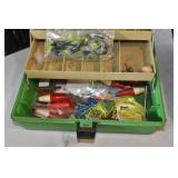 2 Tackle Boxes,, Supplies,