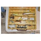 Bait Boxes, Jigs, other, Lots of lures