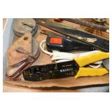 Tools, Engravers, Wire Stripper,