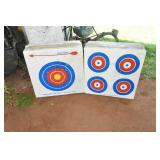 2 Newer Archery Targets, little use!