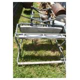 Tree Stand, Double Ladder,