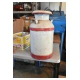 Milk Can, Beatrice Foods , 20 gallon
