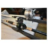 Rods & Reels, 3, Go Fishin!