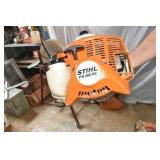 Stihl, FS56RC, Trimmer & Accessories,Running