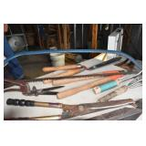 "32"" Bow Saw, Trimmers, Clippers,"