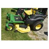 John Deere, Z425,Zero Turn Mower, 326 hours