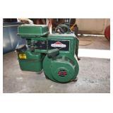 Irrigation Pump, 3HP Briggs engine