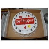 "Dr. Pepper, 11"" Dia. Tommy Tucker Plastics"