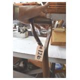 Vintage Shovel, #4 Scoop