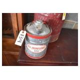 Lamp Oil Can