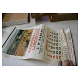 Vintage Local Calendars,Archies Garage,Other
