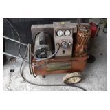 Sears, 1HP Air Compressor,Works Fine,100 psi