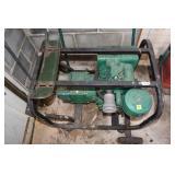 Coleman Generator, 4000 Watt,Little use