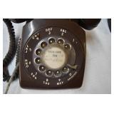 Telephone,Brown, Floyd Rotary