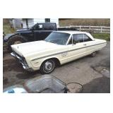 Plymouth, 1965 Sport Fury, Will include second 65